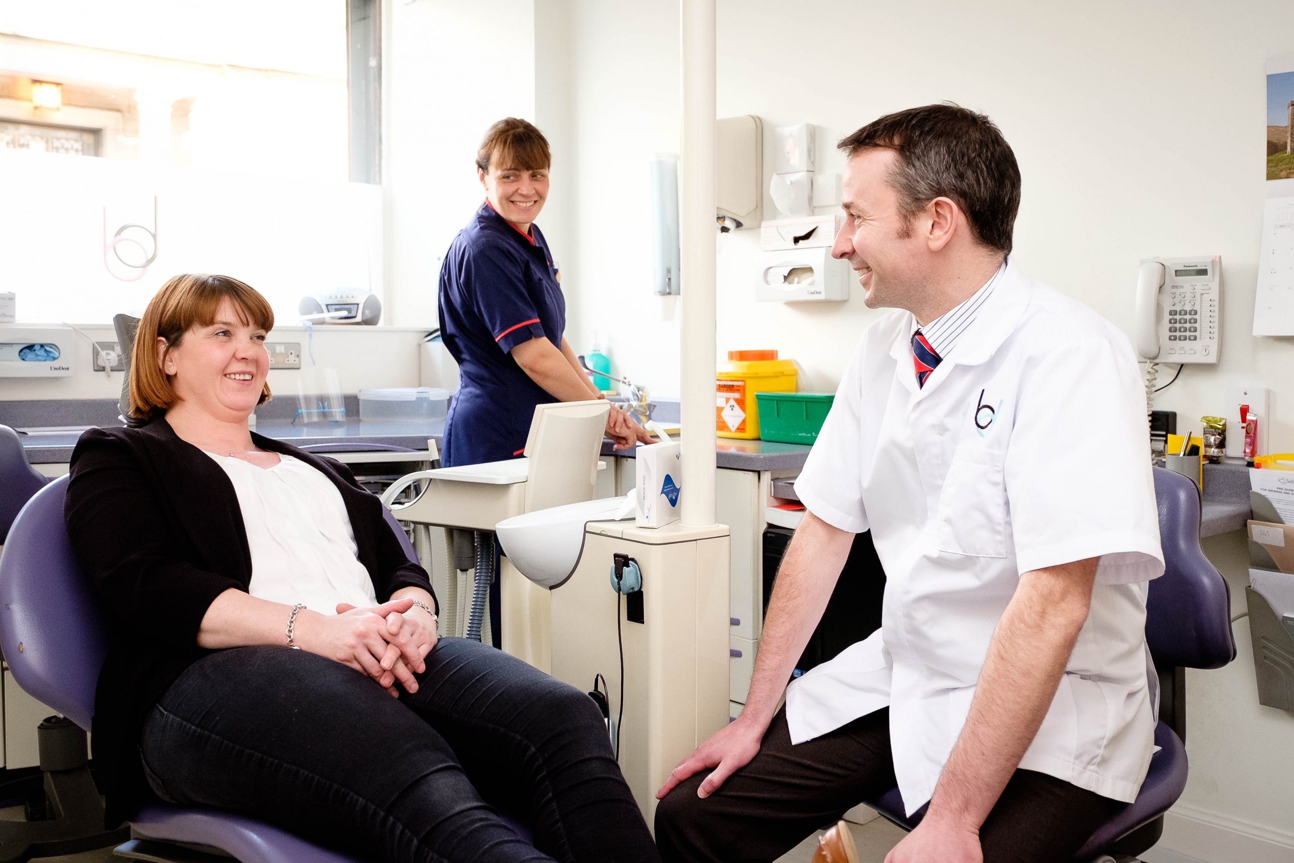 The Barron Dental Team, Edinburgh. Contact their Emergency Dentist for dental emergencies.
